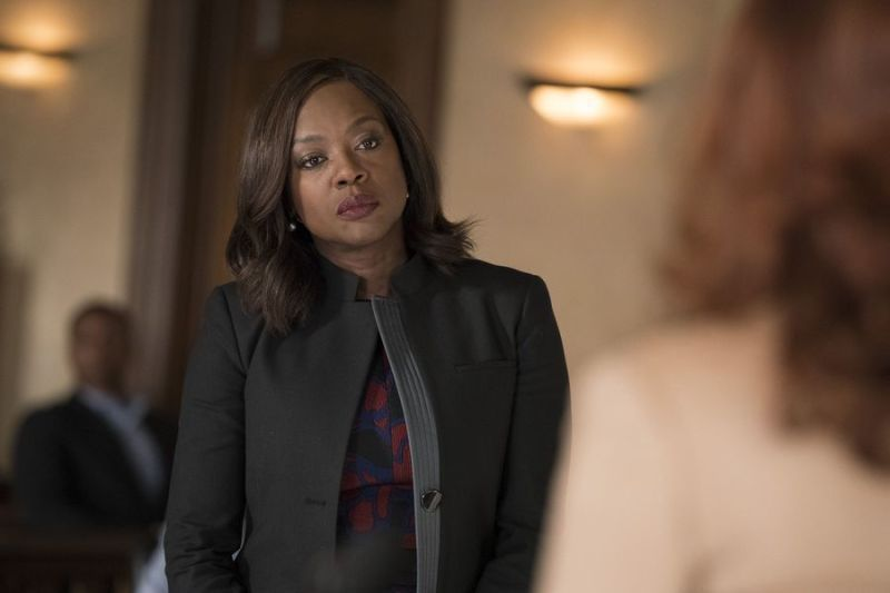 Critiques Séries : How to Get Away With Murder. Saison 4. Episode 11.