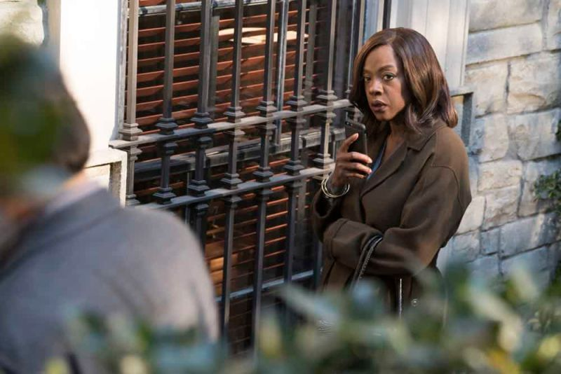 Critiques Séries : How to Get Away with Murder. Saison 4. Episode 12.