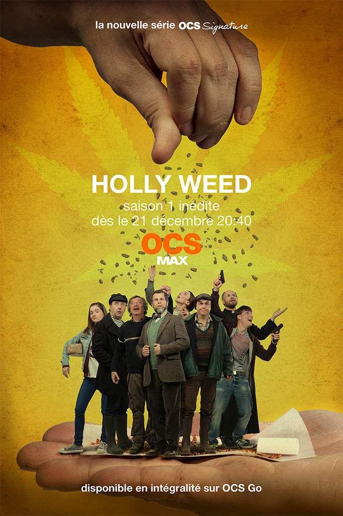 Holly Weed (Saison 1, 12 épisodes) : rester Saint mais vendre son âme