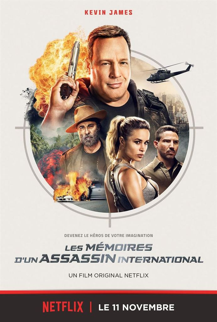 Critique Ciné : Les mémoires d'un assassin international (2017)