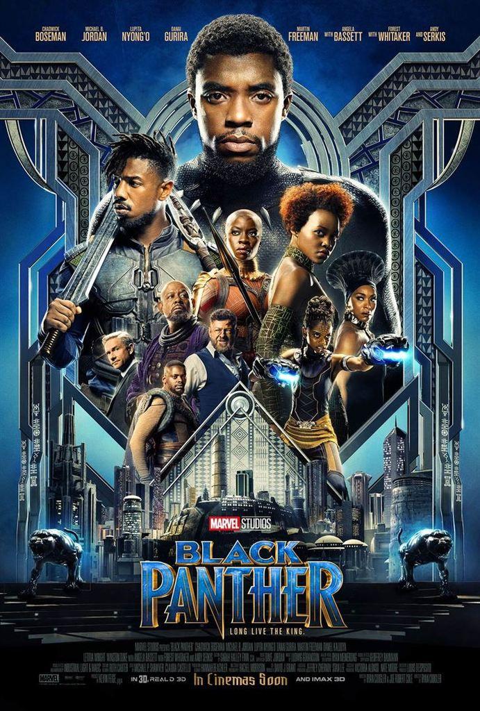 Critique Ciné : Black Panther (2018)