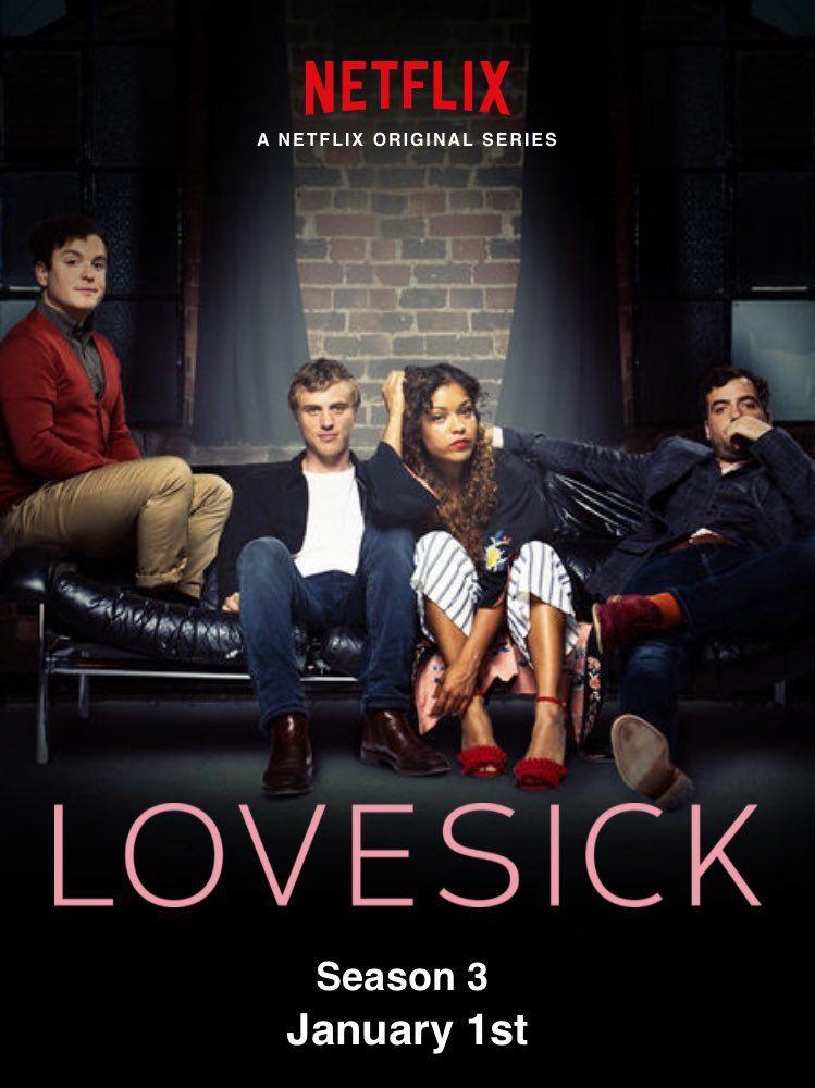 Lovesick - Scrotal Recall (Saison 3, 8 épisodes) : aimer jusqu'à l'impossible
