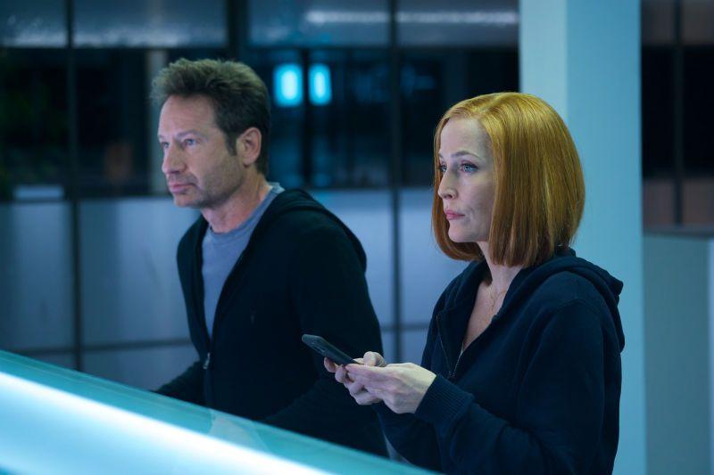 Critiques Séries : X-Files. Saison 11. Episode 7.