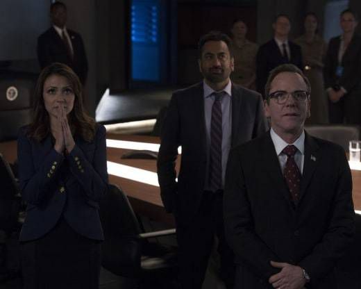 Critiques Séries : Designated Survivor. Saison 2. Episode 12.