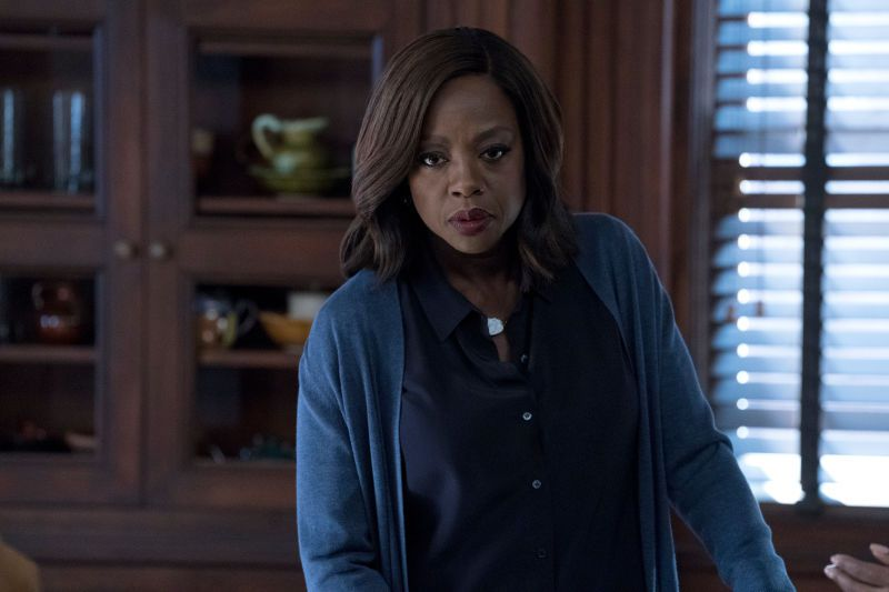 Critiques Séries : How to Get Away with Murder. Saison 4. Episode 14.