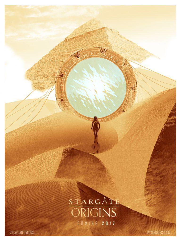 Stargate : Origins (Saison 1, 10 épisodes) : un départ laborieux vers les étoiles