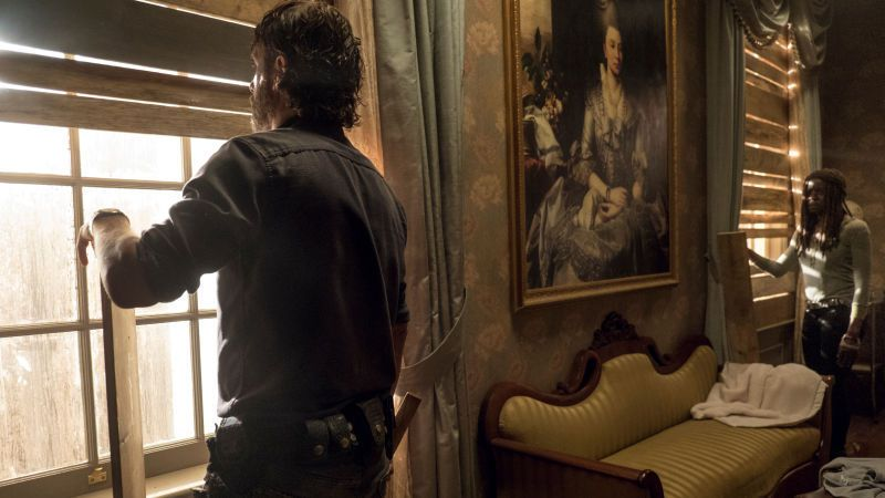 Critiques Séries : The Walking Dead. Saison 8. Episode 13.