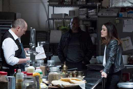 Critiques Séries : The Blacklist. Saison 5. Episode 17.
