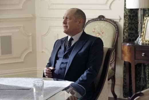 Critiques Séries : The Blacklist. Saison 5. Episode 18.