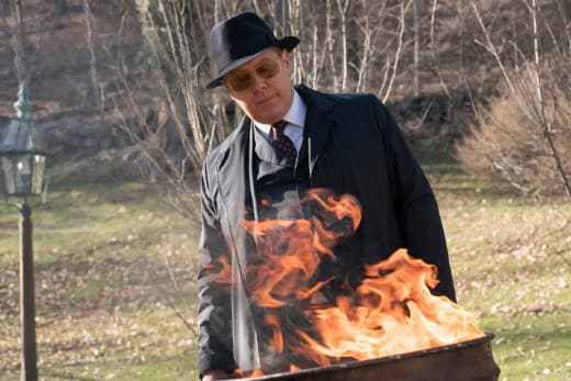 Critiques Séries : The Blacklist. Saison 5. Episode 22.