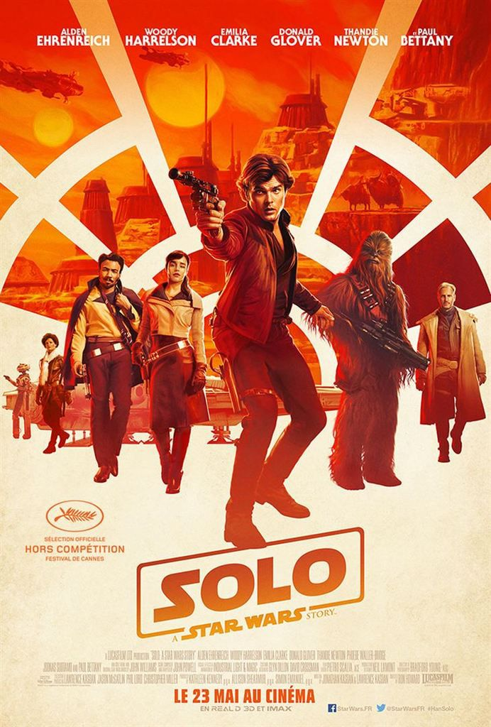 Critique Ciné : Solo : A Star Wars Story (2018)