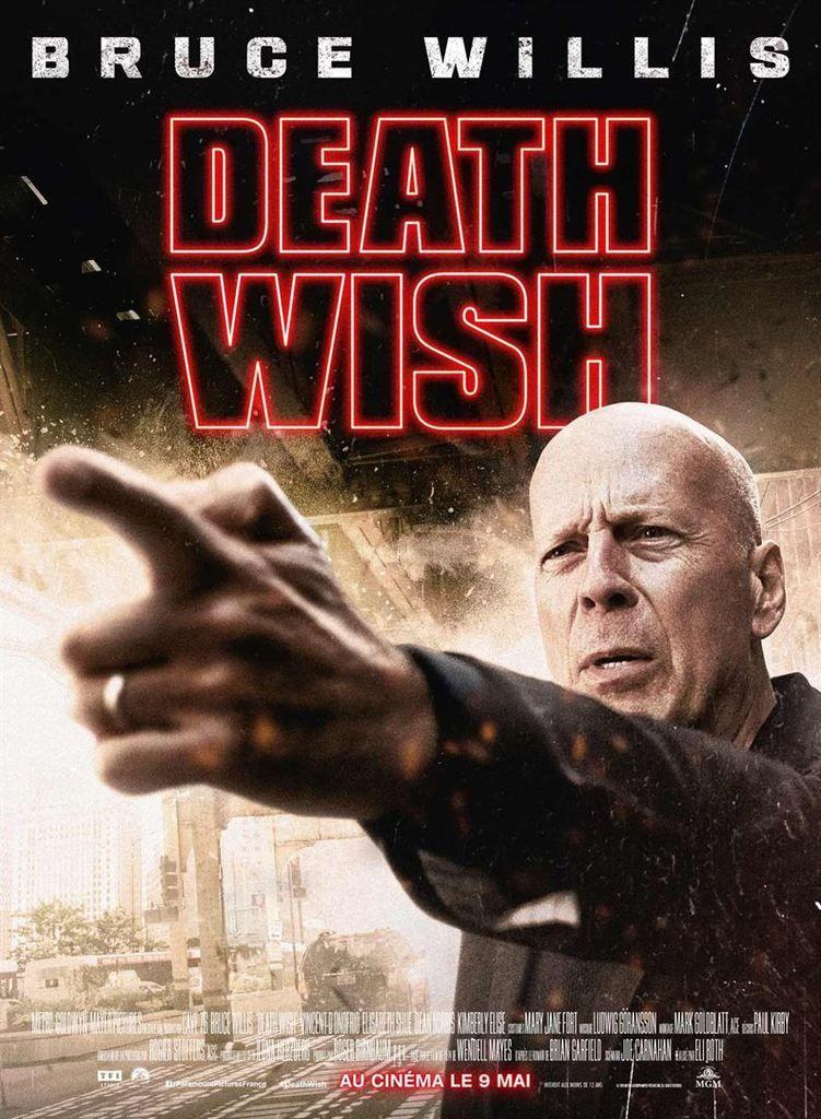 Critique Ciné : Death Wish (2018)