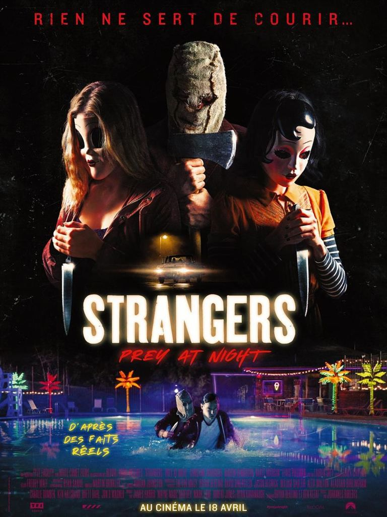 Critique Ciné : Strangers - Prey at Night (2018)