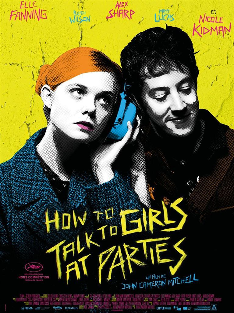 Critique Ciné : How to Talk to Girls at Parties (2018)