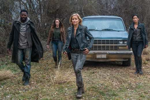 Critiques Séries : Fear the Walking Dead. Saison 4. Episode 8.