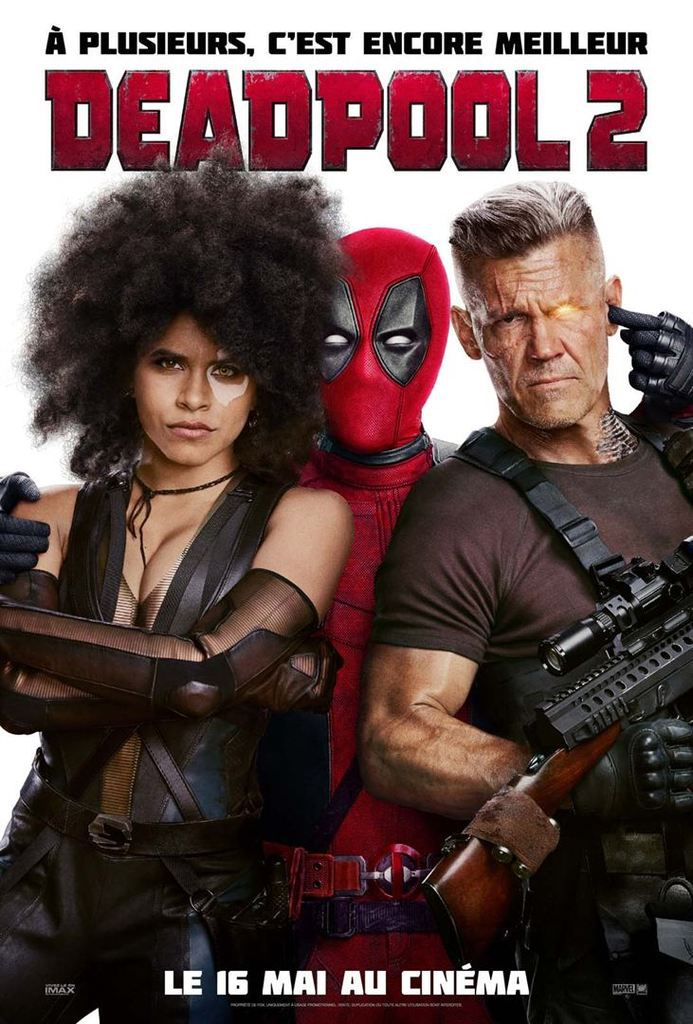 Critique Ciné : Deadpool 2 (2018)