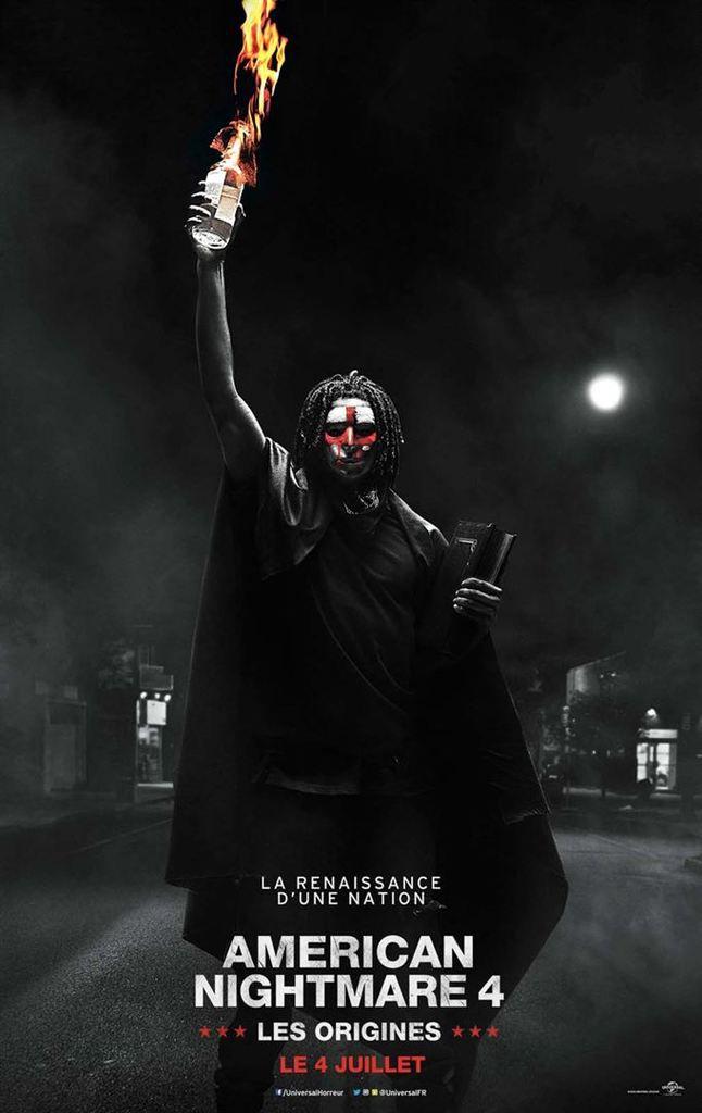 Critique Ciné : American Nightmare 4 - Les Origines (2018)
