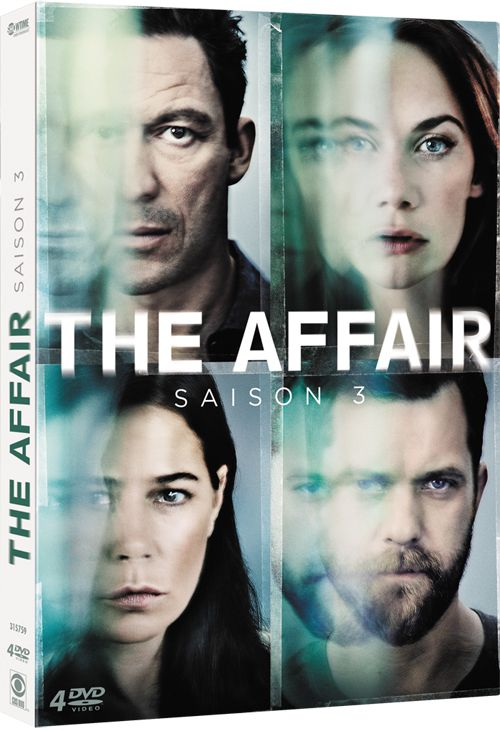 La saison 3 de The Affair en DVD le 31 juillet 2018 !