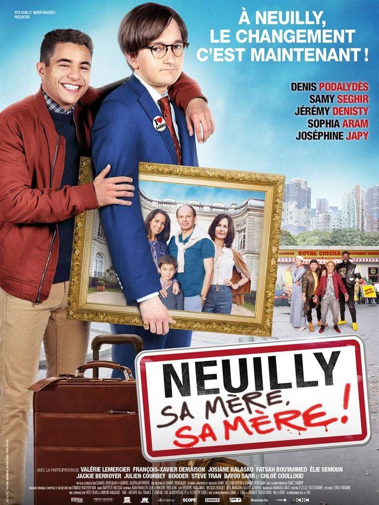 Critique Ciné : Neuilly sa mère, sa mère (2018)