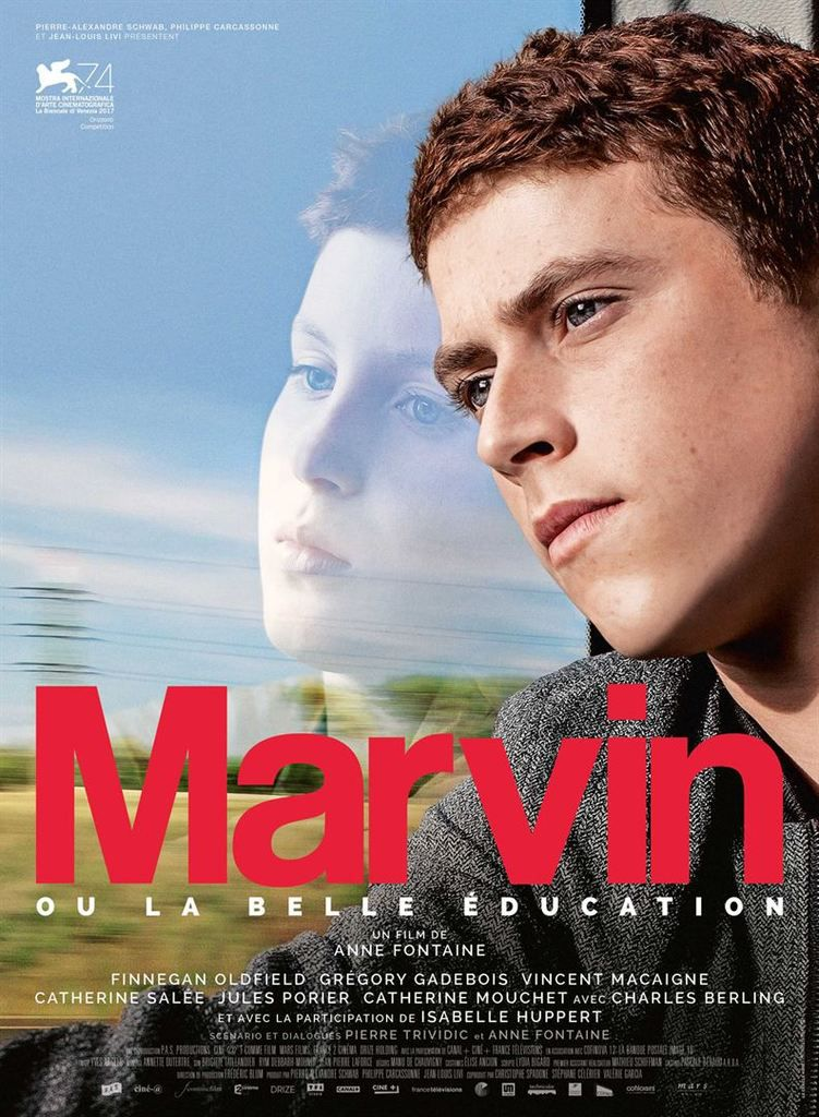 Critique Ciné : Marvin ou la Belle Éducation (2017)