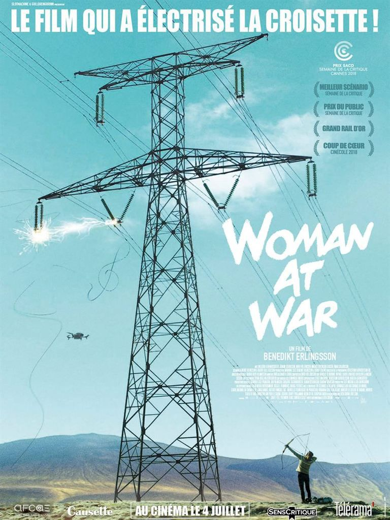 Critique Ciné : Woman at War (2018)
