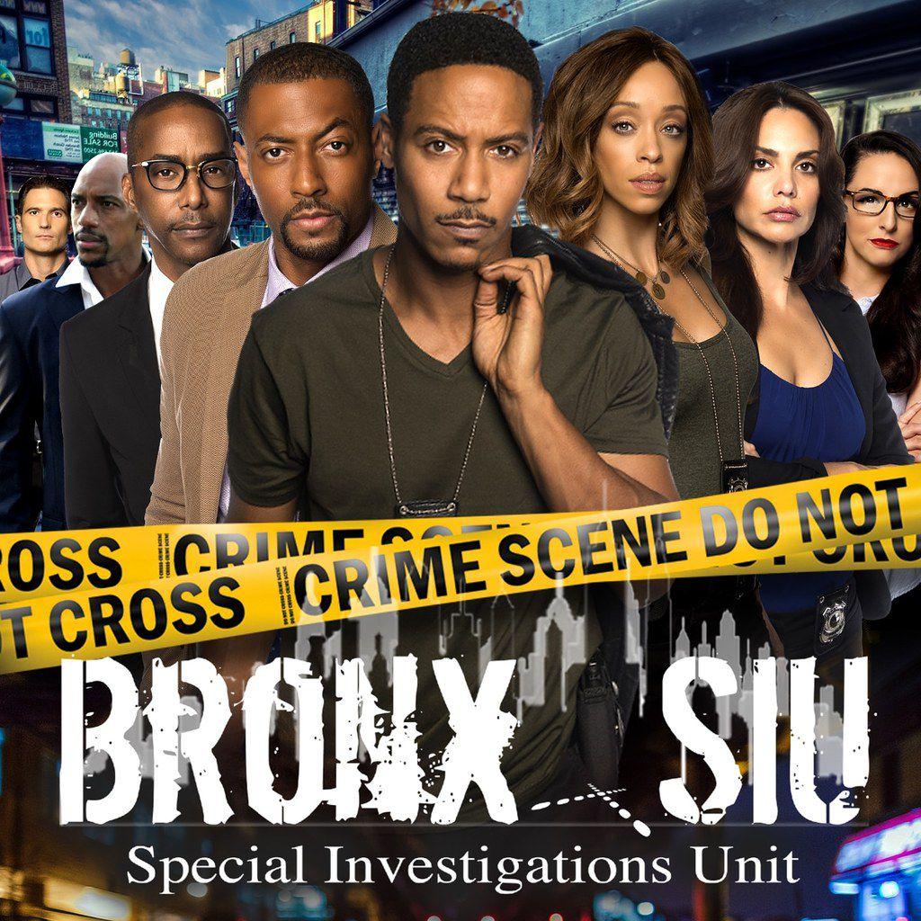 Bronx SIU (Special Investigations Unit) (Saison 1, 8 épisodes) : Cops from the Block