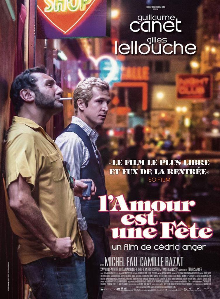 Critique Ciné : L'amour est une Fête (2018)