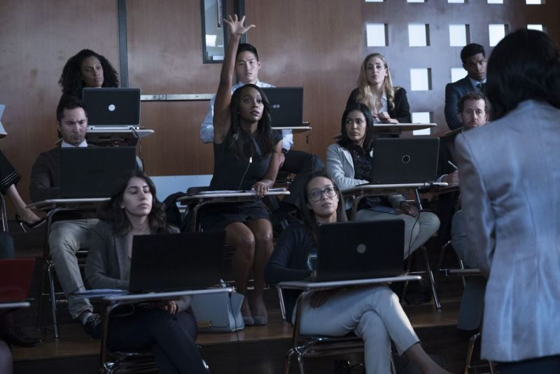Critiques Séries : How to Get Away with Murder. Saison 5. Episode 2.