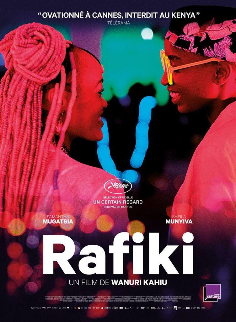 Critique Ciné : Rafiki (2018)