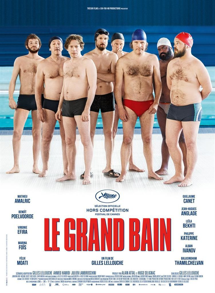 Critique Ciné : Le Grand Bain (2018)
