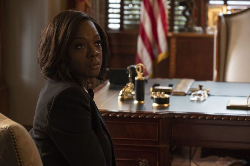 Critiques Séries : How to Get Away with Murder. Saison 5. Episode 6.