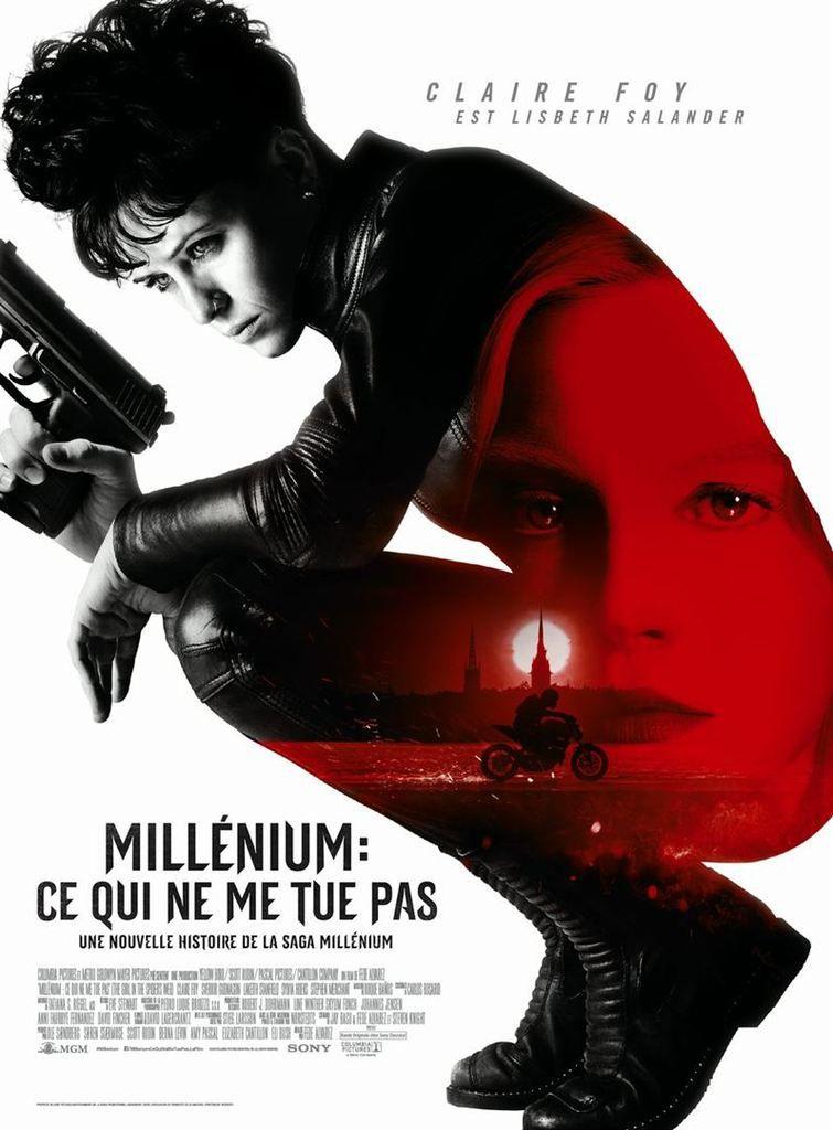 Critique Ciné : Millenium - Ce qui ne me tue pas (2018)