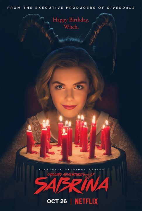 Les Nouvelles Aventures de Sabrina / Chilling Adventures of Sabrina (Saison 1, 10 épisodes) : le petit Chaperon Rouge