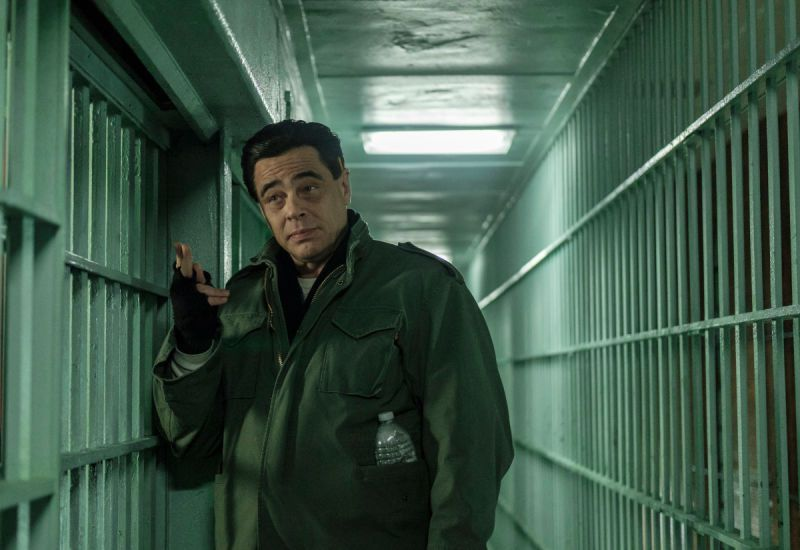 Critiques Séries : Escape at Dannemora. Saison 1. Chapter One.