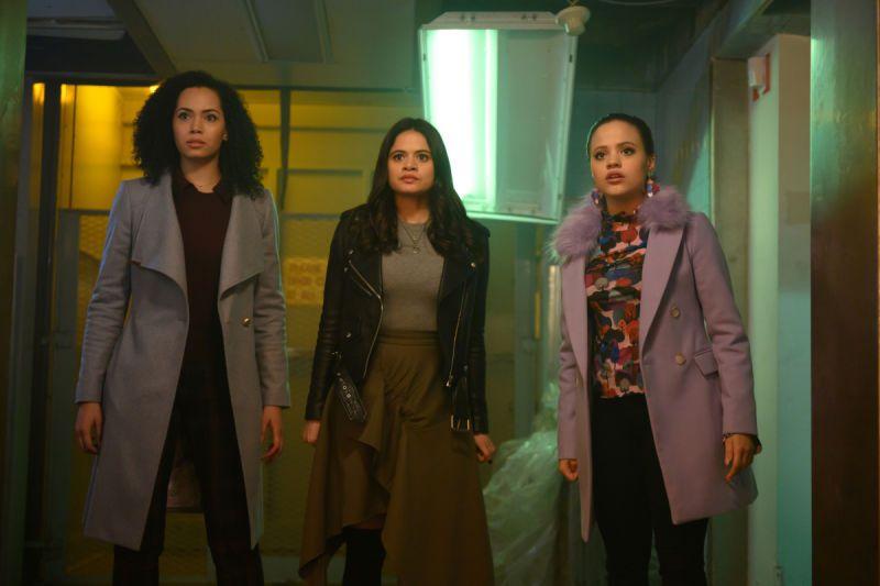 Critiques Séries : Charmed (2018). Saison 1. Episode 8.