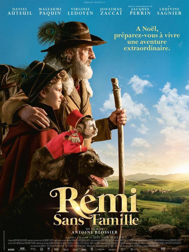 Critique Ciné : Rémi sans Famille (2018)