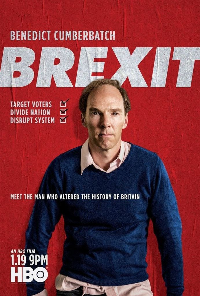 Critique Téléfilm : Bexit - The Uncivil War (2019)