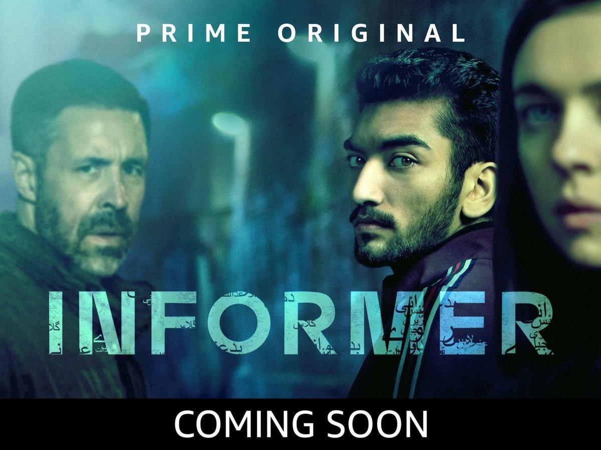 Informer (Saison 1, 6 épisodes) : un pakistanais devient espion