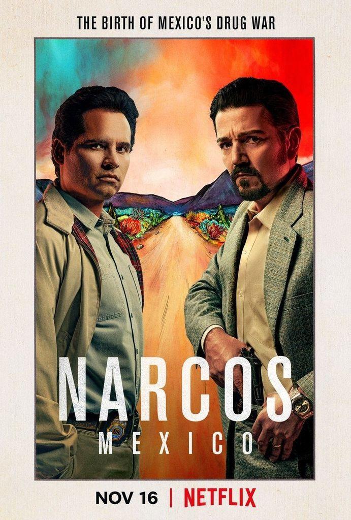 Narcos : Mexico (Saison 1, 10 épisodes) : du rififi au Mexique