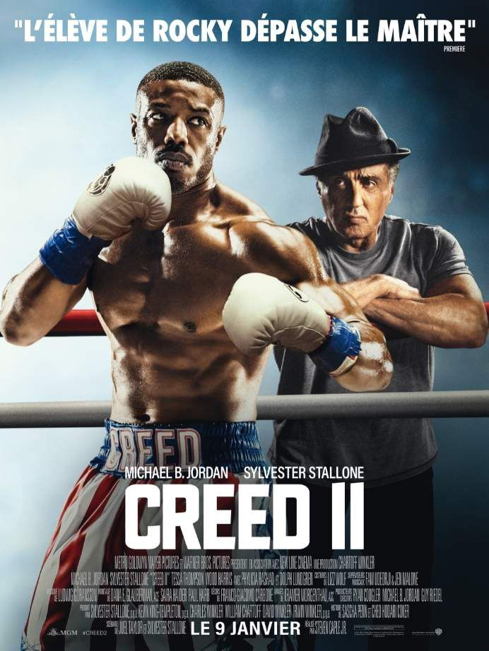 Critique Ciné : Creed II (2019)