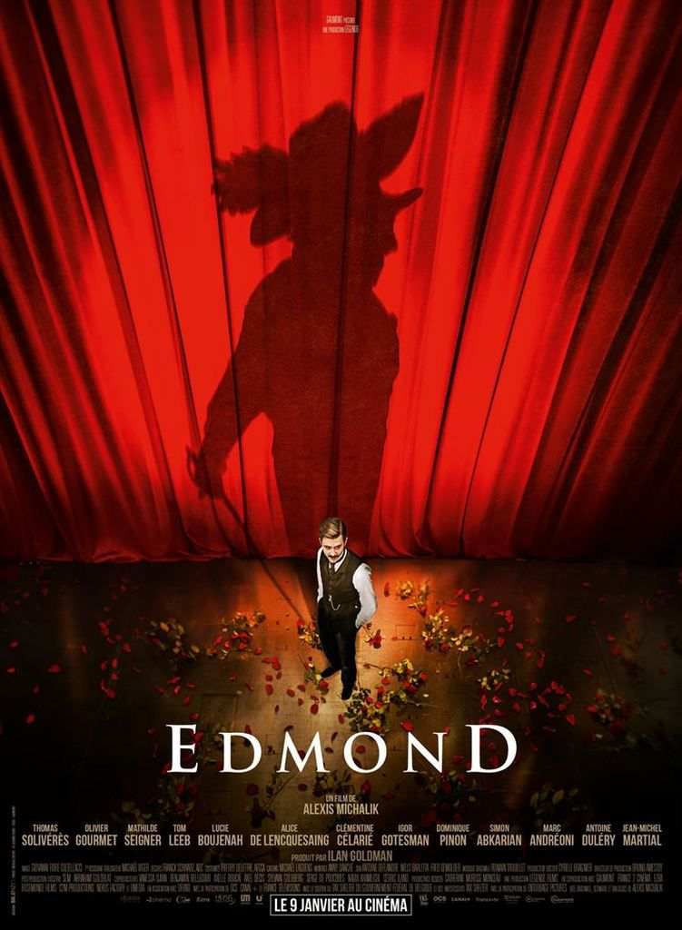 Critique Ciné : Edmond (2019)