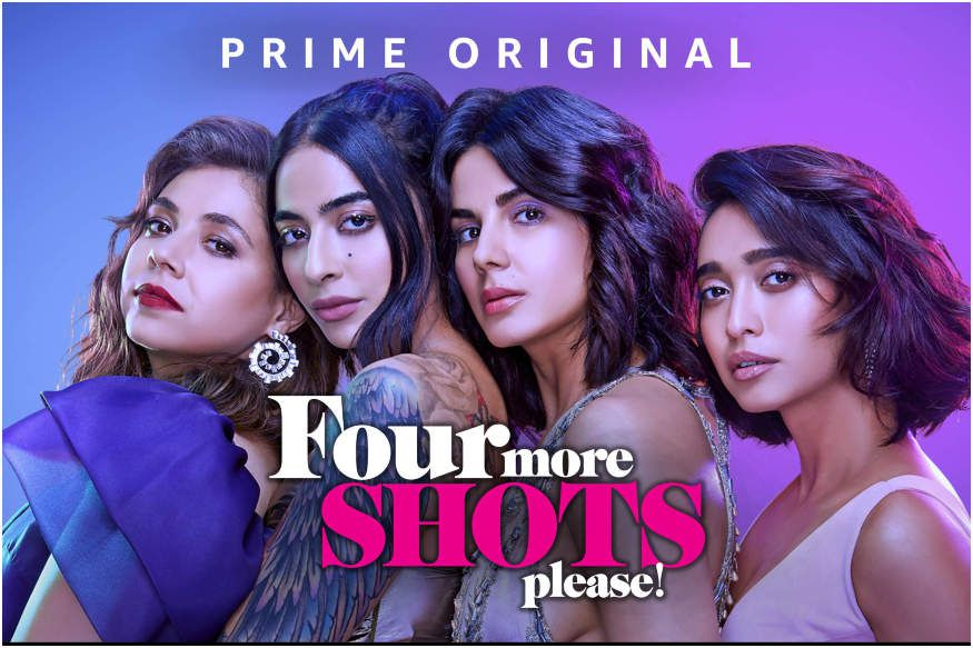 Critiques Séries : Four More Shots Please!. Saison 1. Pilot. (Amazon Prime)