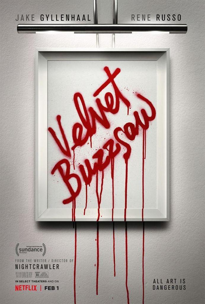 Critique Ciné : Velvet Buzzsaw (2019)