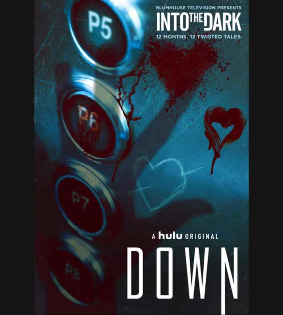 Critiques Séries : Into the Dark. Saison 1. Episode 5. Down.