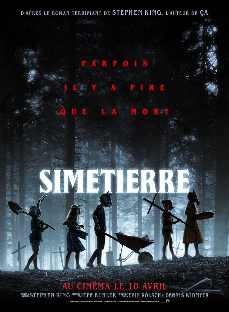Critique Ciné : Simetierre (2019)
