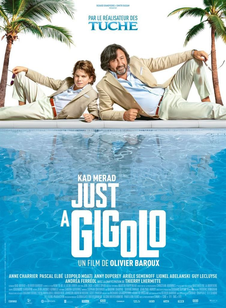 Critique Ciné : Just a Gigolo (2019)