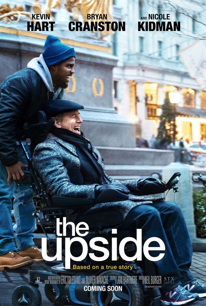 Critique Ciné : The Upside (2019)