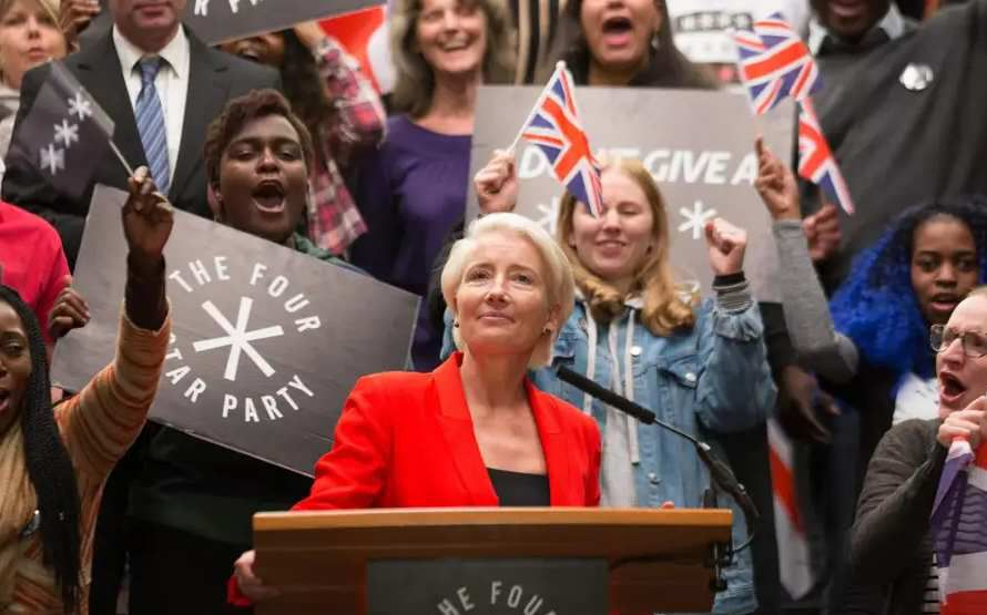 Critiques Séries : Years and Years. Saison 1. Pilot (UK)
