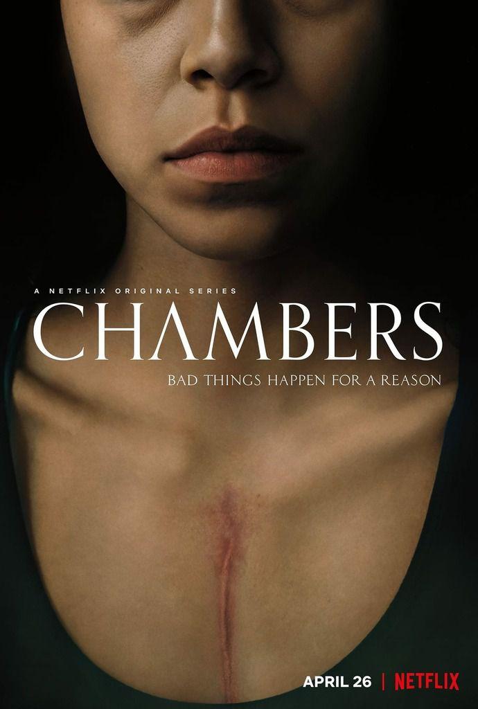 Chambers (Saison 1, 10 épisodes) : de battre mon coeur s'est arrêté
