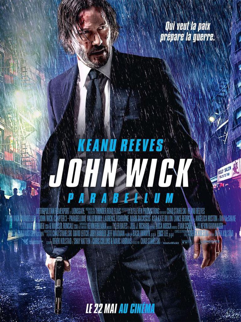 Critique Ciné : John Wick 3 - Parabellum (2019)